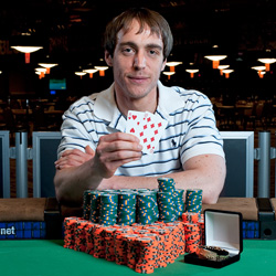 The third final table was the charm for DeWitt.