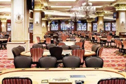 The Venetian puts great care in making sure its poker rooms are the best they can be.