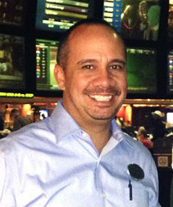 Vice President of Race and Sports Operations at Westgate Las Vegas, Jay Kornegay