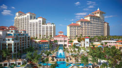 View of The Baha Mar Casino and Hotel