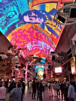 Viva Vision located in downtown Las Vegas