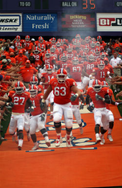 We are willing to bet that the Clemson football team will once again be in contention for the NCAA title this season.