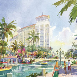 When completed, Baha Mar