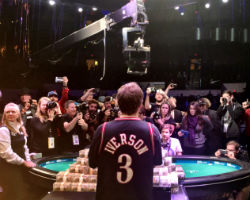 Will the WSOP Main Event final table receive the same amount of media attention now that the November Nine format has been scrapped?