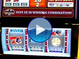 Buffalo Thundering 7s slot machine from Aristocrat