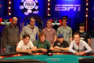 J.C. Tran takes the chip lead to the WSOP Main Event final table
