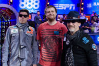 WSOP Main Event to play down to a winner tonight on ESPN