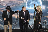 MSG Sphere Las Vegas breaks ground
