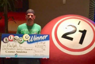 Casino Arizona pays out its largest bingo jackpot