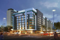 Downtown Grand Las Vegas reaches expansion milestone