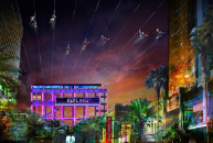 Caesars Entertainment announces Fly LINQ attraction