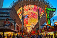 Fremont Street Experience announces renovation of Viva Vision