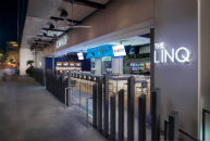The future is now at The LINQ casino in Las Vegas
