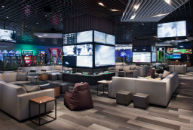 New futuristic sportsbook debuts at The LINQ