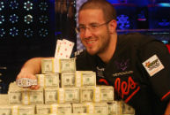 Greg Merson wins WSOP Main Event, Player of the Year