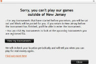 Ups and downs of New Jersey online gambling