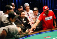 WSOP's November Nine determined after long day