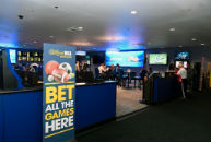 Plaza Hotel Casino in Las Vegas unveils new sportsbook