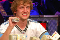Ryan Riess wins WSOP Main Event, $8.36 million