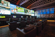Rivers Sportsbook lounge opens at Rivers Casino Schenectady