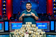Scott Blumstein crowned new WSOP Main Event champ
