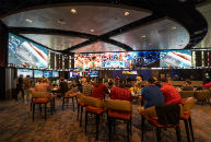 The STRAT celebrates opening of new sportsbook