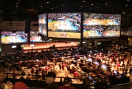 48 hours of March Madness, Las Vegas style