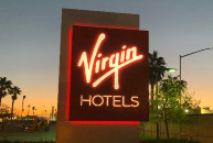 Virgin Hotels Las Vegas celebrates grand opening