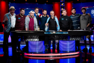 Final table set at 2017 World Series of Poker Main Event
